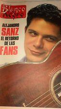 Alejandro Sanz. El Retorno De Las Fans.1992