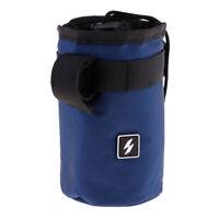 Bicycle Handlebar Front Tube Bag Bike Water Bottle Bag Cycle Kettle Insulate