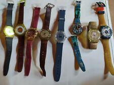 Collezione Orologi Swatch Usati