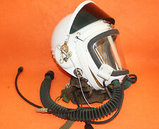 FLIGHT HELMET AVIATOR  PILOT HELMET 1# XXL OXYGEN MASK ONLY:249
