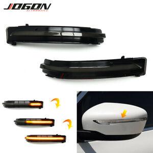 Dynamic Mirror Sequential Light For Nissan X-Trail T32 Qashqai J11 Murano Z52