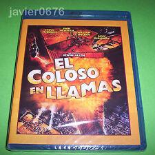 EL COLOSO EN LLAMAS BLU-RAY NUEVO Y PRECINTADO