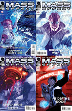 Mass Effect Invasion #1 2 3 4 Full 1ST Printing Set BIOWARE EA PS3 XBOX360 DH