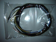 BSA B M Series Wiring Loom Harness 37-39 & 46-55 1949 to 1955 UK Made Cloth