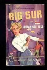 Lillian Boss ROSS Big Sur, Marabout collection 202, 1957