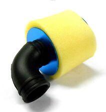 N10004B 04103 1/8 SCALA lega blu chiaro RC Nitro Motore OPEN AIR FILTER