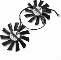 DC12V PLD10010B12HH 0.40A 4PIN Cooling Fan for MSI GTX1080Ti 1080 1070 10 L1 5X
