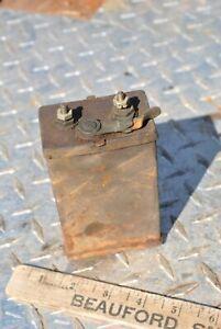 Original Make & Brake Style Hit Miss Gas Engine Low Tension Spark Coil