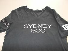 CRAIG LOWNDES - SYDNEY 500 T-SHIRT+BACK PRINT - SMALL - SEE DESC FOR SIZING