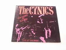 THE CYNICS STRANDED IN MADRID CD DIGIPAK RARE
