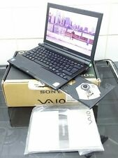 """ULTRA-PORTABLE SONY VAIO VGN-TZ11VN  11.1"""" LCD LAPTOP WITH ORIGINAL BOX + MANUAL"""