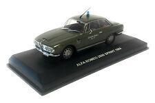 Alfa Romeo 2600 Sprint Polizia Stradale (1964) - 1