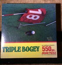 hoyle jigsaw puzzle 550 pc hiawatha golf course MN