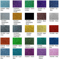 4pcs Acrylic 2-Sided Glittering Sheets in 600*600*3.0mm, Optional in 26 Colors!