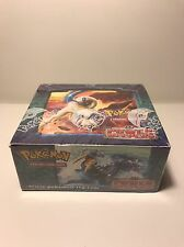 Pokemon Ex Power Keepers Booster Box Factory Sealed Extremely Rare