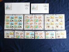 icstamps United Nations Endangered Species MNH Stamp Set 1995 ST1-20