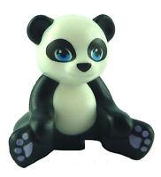 Lego Panda schwarz weiss Pandabär Bär Zoo Tiere Neu Bear Animals New