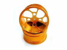 Redcat Racing Volcano 18 Gold Aluminum Wheel Rims Part # M616 FREE US SHIP