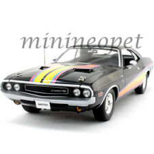 GREENLIGHT 50832 MATCO TOOLS 1970 70 DODGE CHALLENGER R/T 1/18 DIECAST BLACK