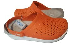 CROCS Literide Clog Memory Foam Insole Footbed Flexible Upper Breathable Mens 10