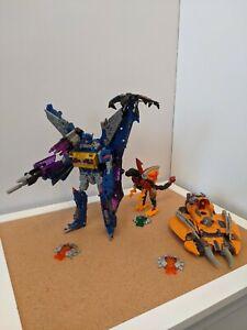 Transformers Cybertron Bundle (Soundwave, Unicron, Repugnus)