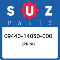 09440-14030-000 Suzuki Spring 0944014030000, New Genuine OEM Part