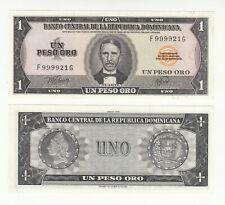 Dominican Republic 1 peso 1978 UNC p108