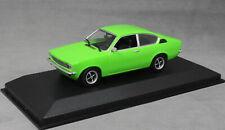 Minichamps Maxichamps Opel Kadett C Coupe in Green 1974 940045621 1/43 NEW