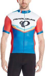 Pearl Izumi Pro P.R.O. LTD Speed Jersey - 2XL XXL - New in bag w/ tags - Mykonos