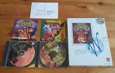 Fables & Fiends The Legend of Kyrandia Buch 3 - Westwood Studios 1994 - Big Box