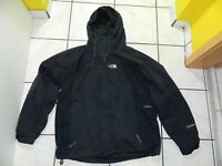 THE NORTH FACE Regenjacke L Schwarz Grau HyVent