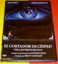 EL CORTADOR DE CESPED / THE LAWNMOWER MAN - English Español DVD R2 Precintada