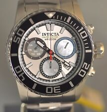 New Mens Invicta Cruiseline Swiss Chronograph Sport Dial Bracelet Watch