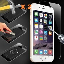 2 X  Tempered Glass Screen Protector Guard for iPhone 6 / 6S New 4.7""