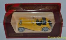 Rare Matchbox Yesteryear Y1 Jaguar SS 100 Boxed Finished in Light Yellow England