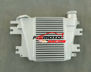 Aluminum Intercooler FOR Nissan Patrol GU Y61 ZD30 3.0L TD 1997-2007 Top Mount