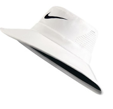 fc21c7bef5a54 New 2018 Nike Golf UV Cap Bucket Hat White Large X-Large L