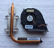 Toshiba Satellite L450 Series Intel CPU FAN AT0BF0010R0 De Enfriamiento Disipador Térmico +