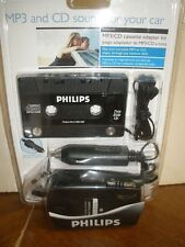 New Philips Ph2051W Mp3 & Cd Adapter Kit for your car