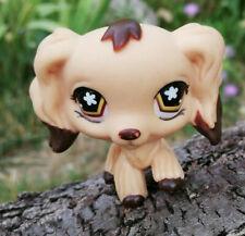 Littlest Pet Shop LPS chien Epagneul #575