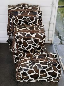 Matching Brand New Luggage Set