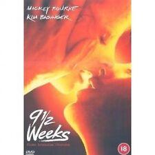 9 1/2 Weeks DVD
