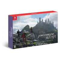 Fire Emblem Three Houses Limited Edition Nintendo Switch Multi-Languages Sealed