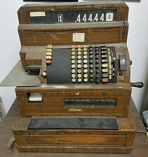 Antique Cash Register Working Great Condition 1954