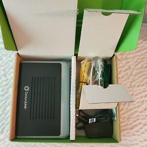 Actiontec CenturyLink C1000A 40 Mbps 4-Port Wireless N Router Gigabit Modem