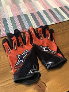 Alpinestars Flow MTB mountain bike Gloves Large