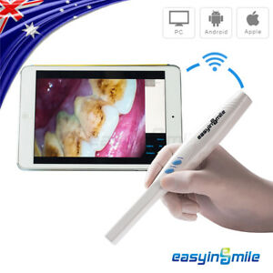 EASYINSMILE WiFi Dental Intraoral Camera Wireless 3.0 Mega Pixels HD Clear Image