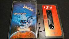 Judas Priest RAM IT DOWN * RARE MC TAPE * Chrome Dolby * NM *