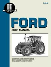 Ford New Holland 7840 8240 8340 Tractor Service Repair Work shop Manual I&T