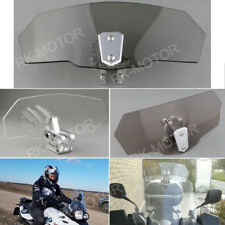 Adjustable Windshield Windscreen  Screen For BMW R1200GS All Years Light Gray
